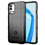 For OnePlus 9R Full Coverage Shockproof TPU Case(Black)