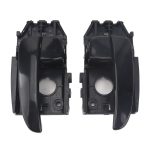 2 PCS A5322 Car Inside Door Handle 82610/20-2D000 for Hyundai Elantra 2001-2006