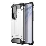 For Huawei P50 Pro Magic Armor TPU + PC Combination Case(Silver)