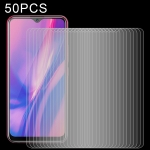 For vivo Y12i 50 PCS 0.26mm 9H 2.5D Tempered Glass Film