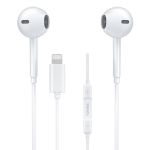WK Y19 MAX iDeal Series 8 Pin In-Ear HIFI Stereo Wired Earphone, Length: 1.2m