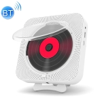 KC-909 Portable Bluetooth Speaker CD Player with Remote Control