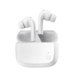 Original Xiaomi Youpin ZMI PurPods TWS Call Noise Reduction Touch Bluetooth Earphone with Charging Box, Support Four Sound Effects & Adaptive Volume & Voice Assistant & In-ear Automatic Music Playback(White)