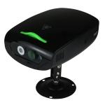 5V LED Card Projection Laser Stage Light, EU Plug