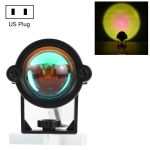 3W Mini Atmosphere Lamp for Decoration / Photography, Light Color: Sunlight, US Plug