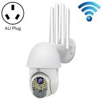 AL-63 2.0 Million Pixels 1080P HD WiFi IP Camera, Support Night Vision & Motion Detection & Two-way Intercom & TF Card, AU Plug