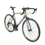 [US Warehouse] FINISS 700C 21-speed Aluminum Road Bike(Grey)