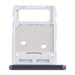 SIM Card Tray + Micro SD Card Tray for Samsung Galaxy Tab S7 SM-T870/T875 (Black)