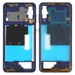 Middle Frame Bezel Plate for Samsung Galaxy A60 (Blue)