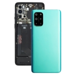 Battery Back Cover with Camera Lens Cover for OnePlus 8T+ 5G(Green)