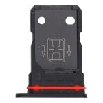 SIM Card Tray + SIM Card Tray for OnePlus 9 Pro (Black)