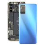 Battery Back Cover for OPPO Realme V15 / Realme X7 (India) RMX3029(Blue)