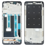 Front Housing LCD Frame Bezel Plate for OPPO A15s / A15 CPH2185 CPH2179