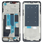 Front Housing LCD Frame Bezel Plate for OPPO A55 5G PEMM00