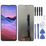 LCD Screen and Digitizer Full Assembly for ZTE Blade V2020 Smart (Black)