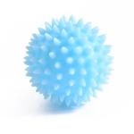 2 PCS TPR Grip Ball Rehabilitation Hemiplegia Stroke Massage Finger Ball, Specification: 6.5cm 10 Ponunds (Light Blue)