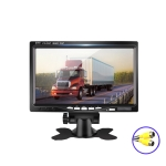 YB-700A 7 Inch Car Display Truck Car Reversing Image HD Monitoring Bus Reversing Display, Specification: Aviation Interface(800 x 480)