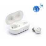 GM-305 Binaural Magnetic Rechargeable Hearing Aid Wireless Bluetooth Elderly Voice Amplifier(White)