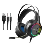 Smailwolf A1 Computer Gaming Headset With Microphone(Black)