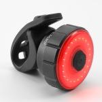 CYCLINGBOX BG-0117  Intelligent Induction Bike Brake Taillights USB Charging Road Mountain Bike Night Ride Warning Tail Light(Seat Pole)