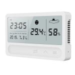 EXPED SMART LED Large Screen Electronic Thermometer Indoor Multifunctional Digital Clock Hygrometer