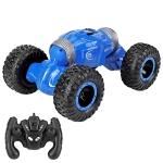 YDJ-D838 1:16 2.4G 4WD Double-side Drive Climbing RC Car (Blue)