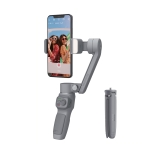 ZHIYUN Smooth Q3 3-Axis Handheld Gimbal Stabilizer Selfie Stick with Tripod for Smart Phone, Load: 280g(Grey)