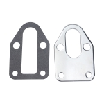 A5170 Car SBC Chrome-plated Fuel Pump Gasket with Hole for Chevrolet