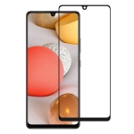 For Samsung Galaxy M42 5G Full Glue Full Screen Tempered Glass Film