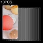 For Samsung Galaxy M42 5G 10 PCS 0.26mm 9H 2.5D Tempered Glass Film