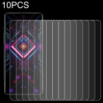 For Xiaomi Redmi K40 Gaming 10 PCS 0.26mm 9H 2.5D Tempered Glass Film
