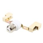 118mm E27 to R7s Light Bulb Converter Lamp Holder Socket Adapter