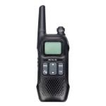 1 Pair RETEVIS RT16 22CHS FRS License-free Handheld Walkie Talkie(Black)