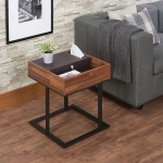 [US Warehouse] Home Living Room Coffee Table, Size: 20x20x22 inch