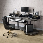 [US Warehouse] Home Office Computer Desk, Size: 83x40x37 inch