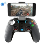 9115 Bluetooth 4.0 Mobile Game Controller With Stretchable Phone Holder&Backlit Button, Compatible With IOS And Android System