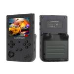 ANBERNIC RG351V 3.5 Inch Screen Linux OS Handheld Game Console (Black) 16G+32GB