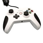 Wired Gamepad Compatible With PC Controller For Xbox One(White)