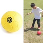 Children Training Football Without Rope(No. 2 Yellow)