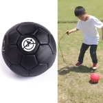 Children Training Football Without Rope(No. 2 Black)