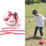 Children Training Football with Detachable Rope(No. 5 PU)