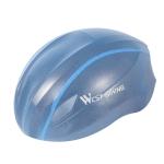 2 PCS WEST BIKING YP0708080 Mountain Road Bike Cycling Helmet Windproof Dustproof Reflective Rainproof Cover, Size: Free Size(Blue)