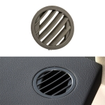 Car Right Side Dashboard Small Air Outlet Circular Air-conditioning Outlet for Mercedes-Benz GLK Class X204 2009-2016 (Brown)