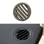 Car Left Side Dashboard Small Air Outlet Circular Air-conditioning Outlet for Mercedes-Benz GLK Class X204 2009-2016(Brown)