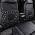 Car Half-inclusive Seat Back Anti-kick Mat Rear Anti-dirty Pad  Small Size
