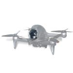 RCSTQ Gimbal Camera Lens Protective Hood Sunshade Cover for DJI FPV Drone (Transparent)