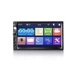 Q3188 7 inch Car Touch Screen MP5 Player Support FM / TF / Mirror Link