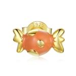 S925 Sterling Silver Candy Ear Studs Women Earrings