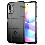 For Xiaomi Redmi Note 10 5G Full Coverage Shockproof TPU Case(Black)
