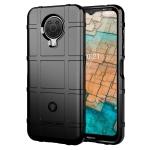 For Nokia G10 Full Coverage Shockproof TPU Case(Black)